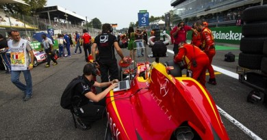 racing engineering parrilla pre abu dhabi