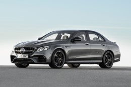 Mercedes-AMG E 2017