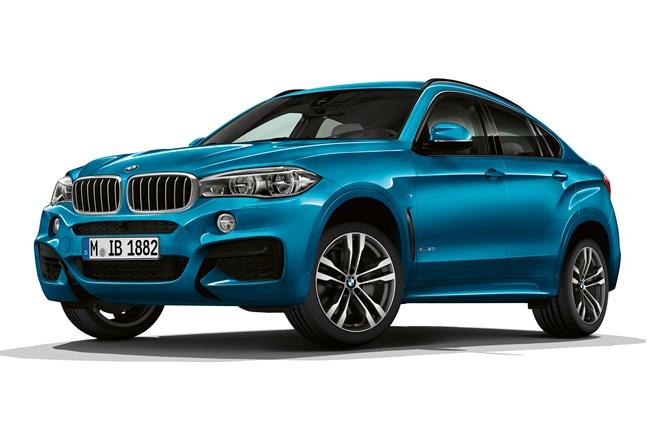 BMW X6M Sport Edition 2017