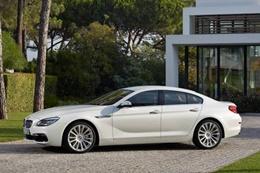BMW Serie 6 Gran Coupe 2015