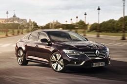 Renault Talisman 2016