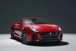 jaguar F-Type Convertible 2018