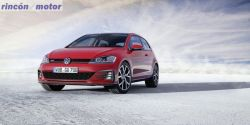 Volkswagen Golf 2017, fotografías generales
