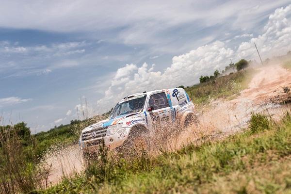 Dakar 17 Cristina Gutierrez Montero