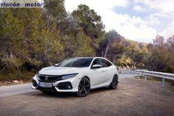 Honda Civic 5p 2017