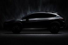 Subaru presenta el nuevo XV en el Salón de Ginebra