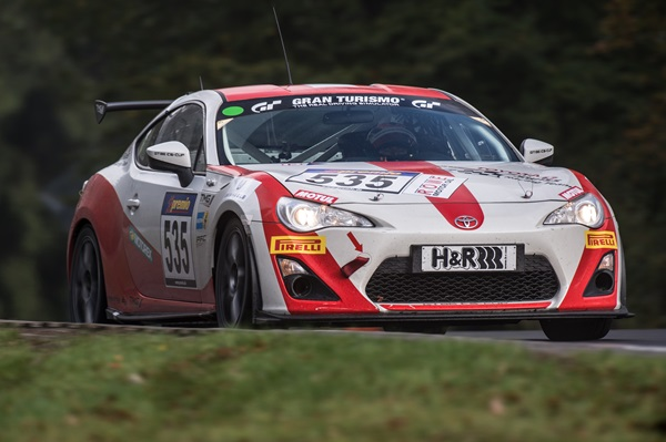 Toyota gt86 cup 2017