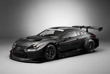 Lexus RC F GT3, se estrena en Japón y Estados Unidos en este año