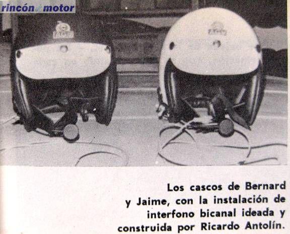 Interfonos creados por Ricardo Antolin