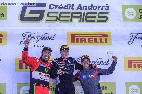 Podio final B gs5 GSeries