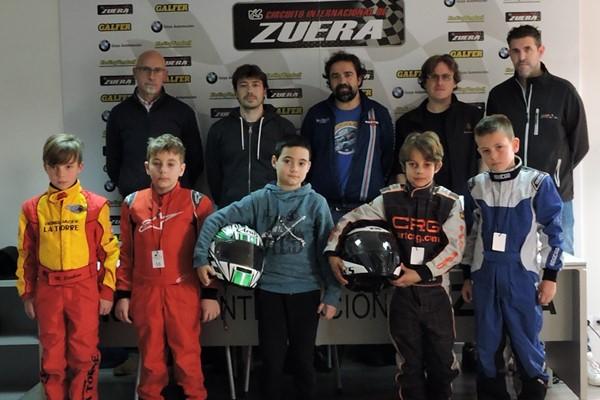 Selección Argon de Karting 2002
