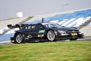 Mercedes pone a punto el nuevo AMG C 63 DTM en Portimao