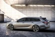 Opel Insignia Sports Tourer 2017, fotos generales