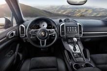 """Las versiones """"Platinum Edition"""" de Porsche disponibles en el Cayenne"""