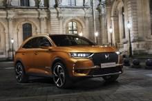 DS7 Crossback, glamour francés en el nuevo SUV de talla media