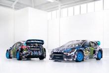 El Focus RS RX estrena decoración