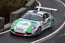 Aznar empieza la temporada con el Porsche en Estepona