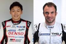 ► WEC: Toyota GAZOO Racing confirma a Yuji Kunimoto y Nicolas Lapierre como pilotos del tercer coche
