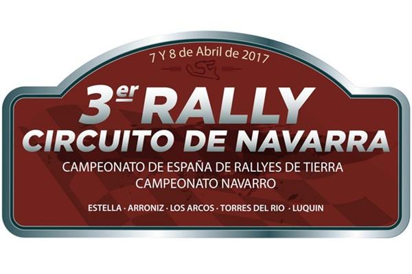 placa rallye navarra 2017