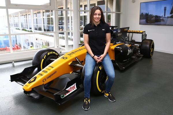 Marta García Renault Academy