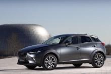 Serie especial Senses Edition en la nueva gama del Mazda CX-3 2017