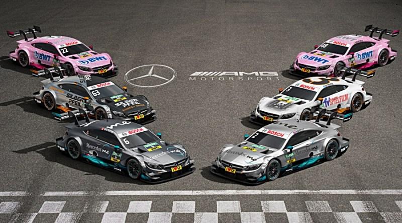 Mercedes-AMG DTM Team 2017