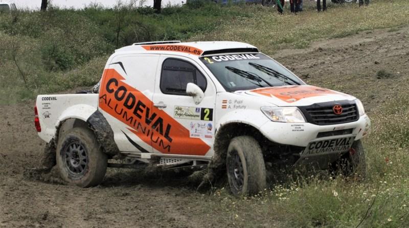 Rallye TT Almanzora 2017 Fortuny