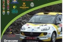 "XXVII Rallye Villa de Adeje BP Tenerife ""Trofeo Cicar"""