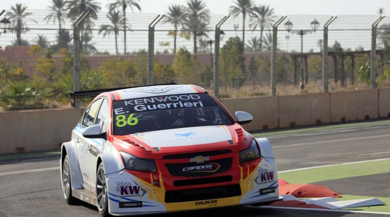 chevrolet wtcc guerini campos racing marraketch 2017