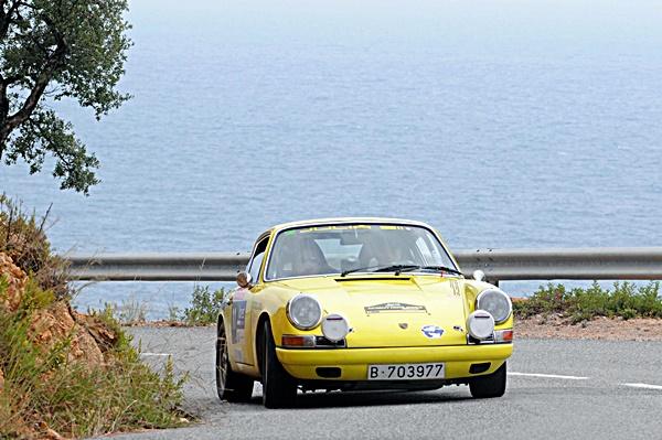 clasicos porsche 911 rallye costa brava