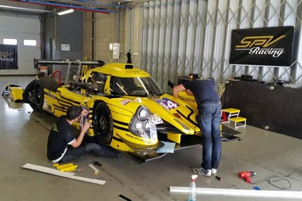 fontes spv racing garaje