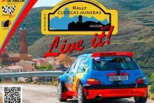 18 equipos tomarán parte en el Rallye Cuencas Mineras que se disputa el sábado en tierras turolenses