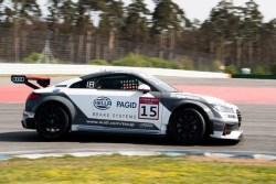 Copa Audi TT Hella Pagid Brake