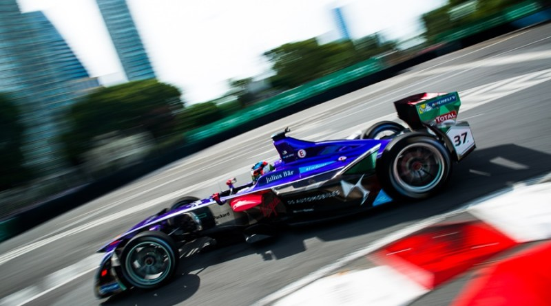 Lopez DS VIRGIN RACING Formula-e