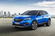Opel Grandland X, nuevo SUV de tamaño medio