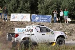 Rallye TT Mar Olivos CERTT camara mitsubishi l200
