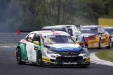 Bennani y Monteiro los vencedores en Hungaroring