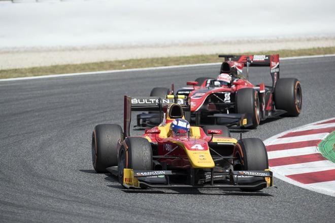 racing engineering formula 2