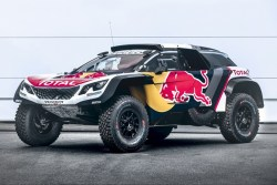 Peugeot 3008 DKR Maxi 2017