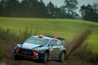 Rallye Polonia WRC Sordo Hyundai i20