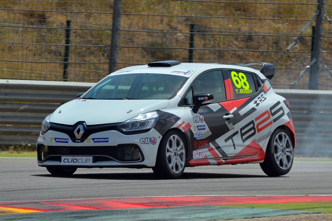 clio cup motorland bossy