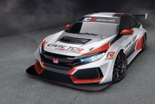 Nuevo Honda Civic Type R TCR 2018