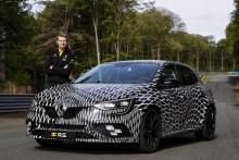 El nuevo Mégane R.S. con 4 ruedas directrices