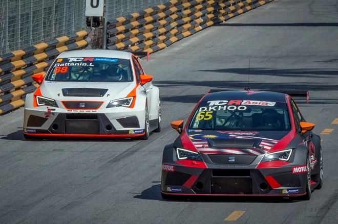 TCR Asia-TCR Tailandia
