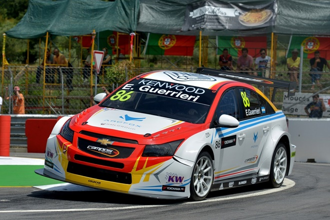 guerrieri campos racing wtcc chevrolet