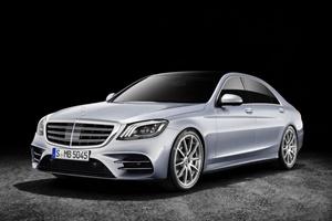 Mercedes-Benz Clase S Largo 2017
