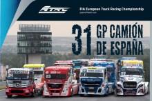 El Gran Premio Camión España se celebra en el Circuito del Jarama los días 7 y 8 de octubre