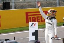 Hamilton alcanza el número de Poles en F1 de Schumacher