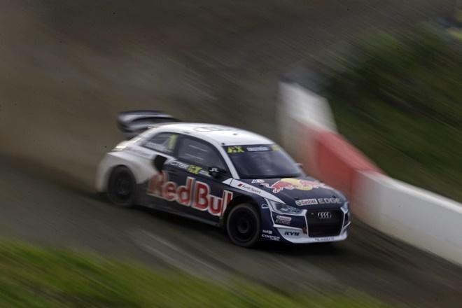 rallycross Audi S1