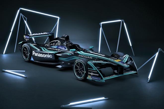 Jaguar I-TYPE 2 - Panasonic Jaguar Racing f-e